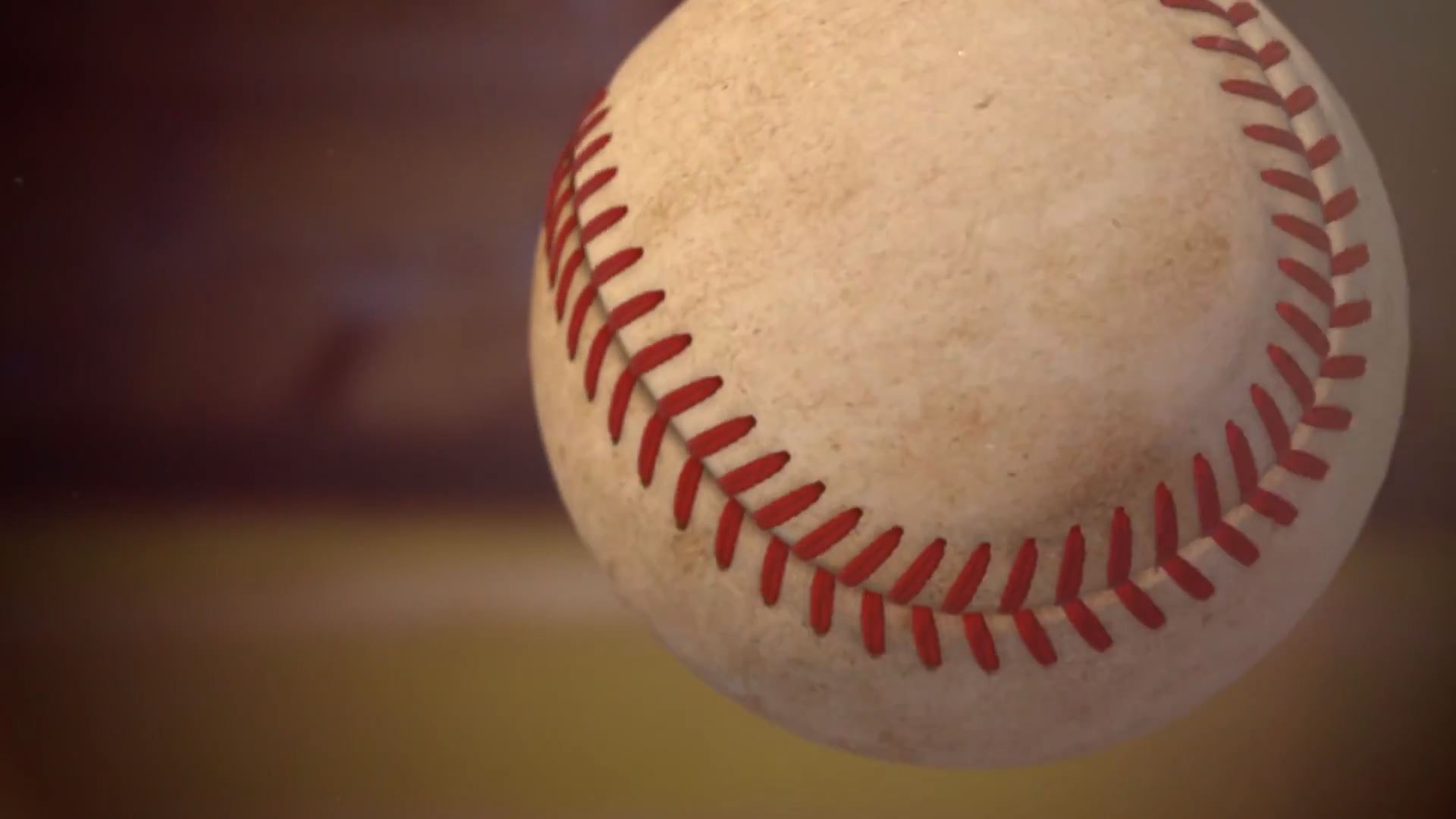 3D Baseball How To Title Sequence